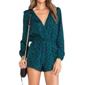 "Lovers + Friends ""Monday to Friday"" Romper"